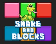 Snake and Blocks