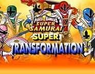 Power Rangers Super Transformation