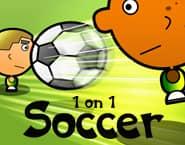 1 vastaan 1 Jalkapallo