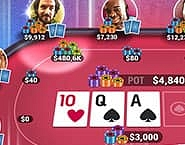Poker World: Offline Poker