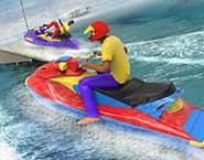 Super Jet Ski Race Stunt