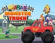 Oddbods Monster Truck