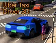Uber Taxi Driver 3D